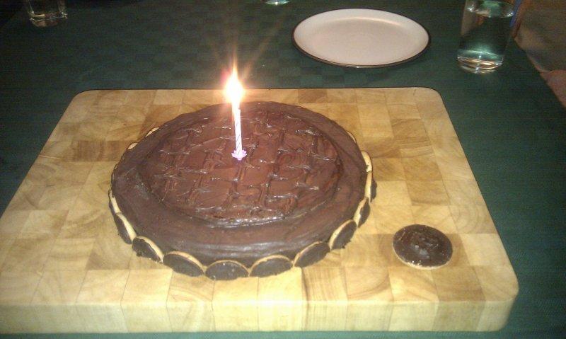 Birthday Cake For Tinegra